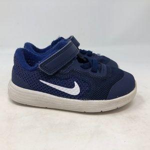 Nike Toddler Size 6C Revolution 3 Shoes